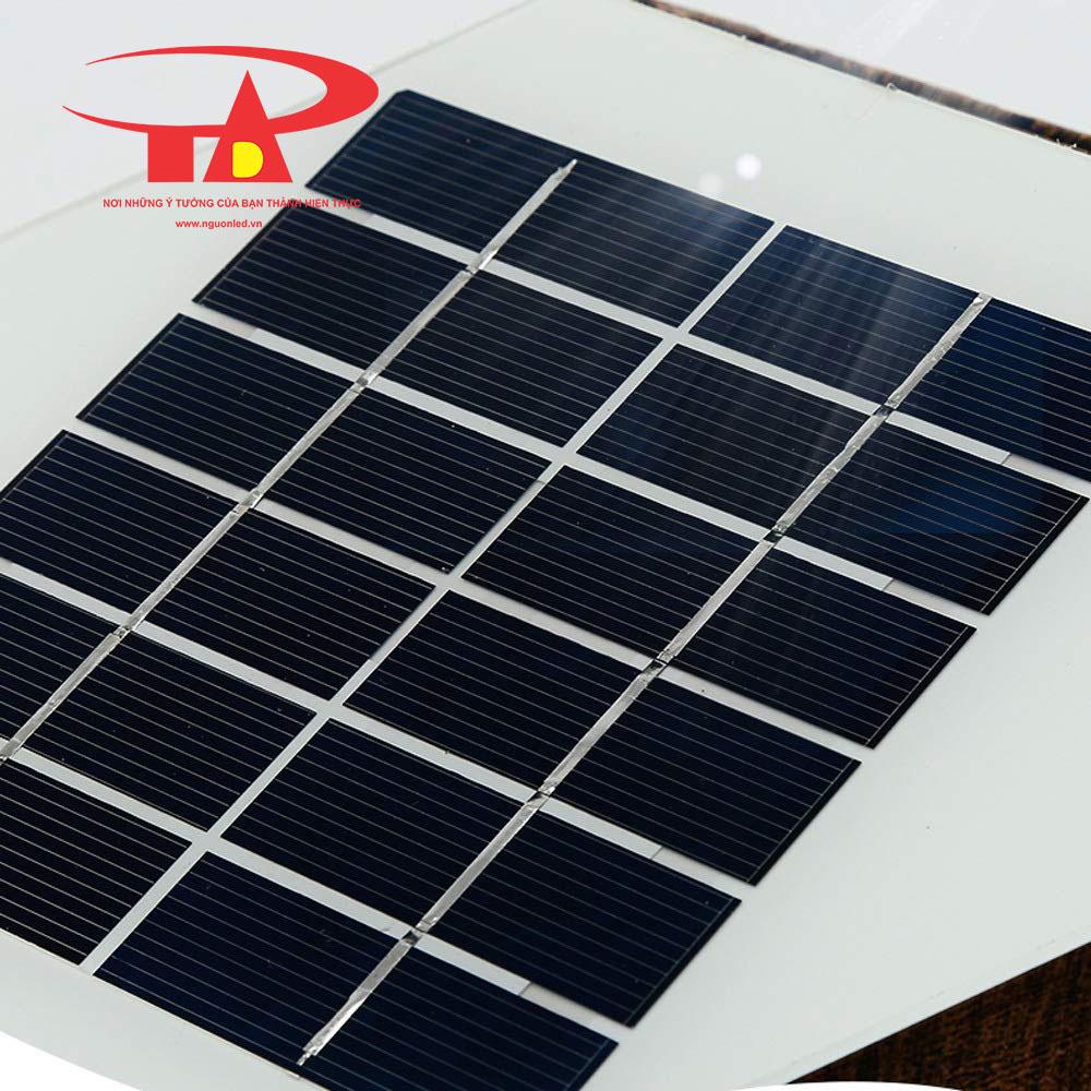 đèn trụ cổng năng lượng mặt trời chất lượng cao, siêu sáng