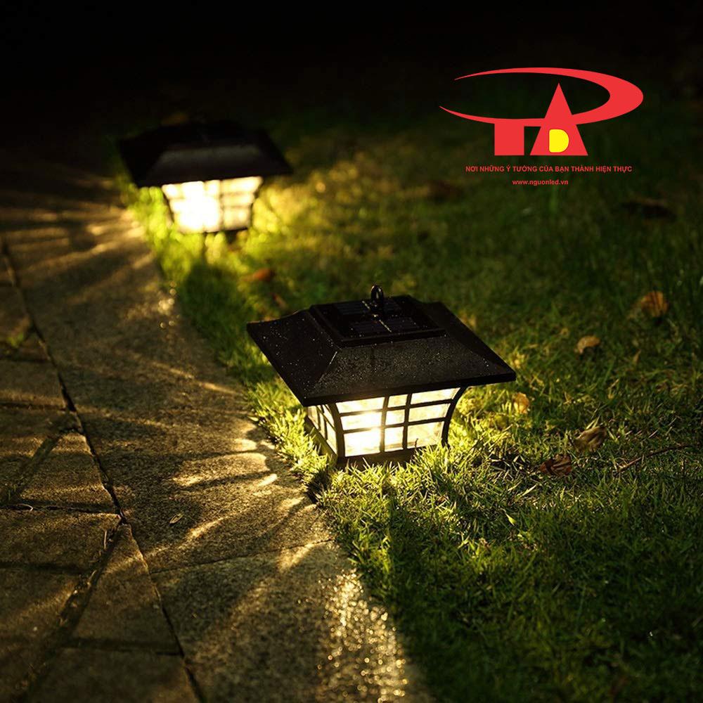 đèn trụ cổng năng lượng mặt trời chiết khấu cao, nên mua