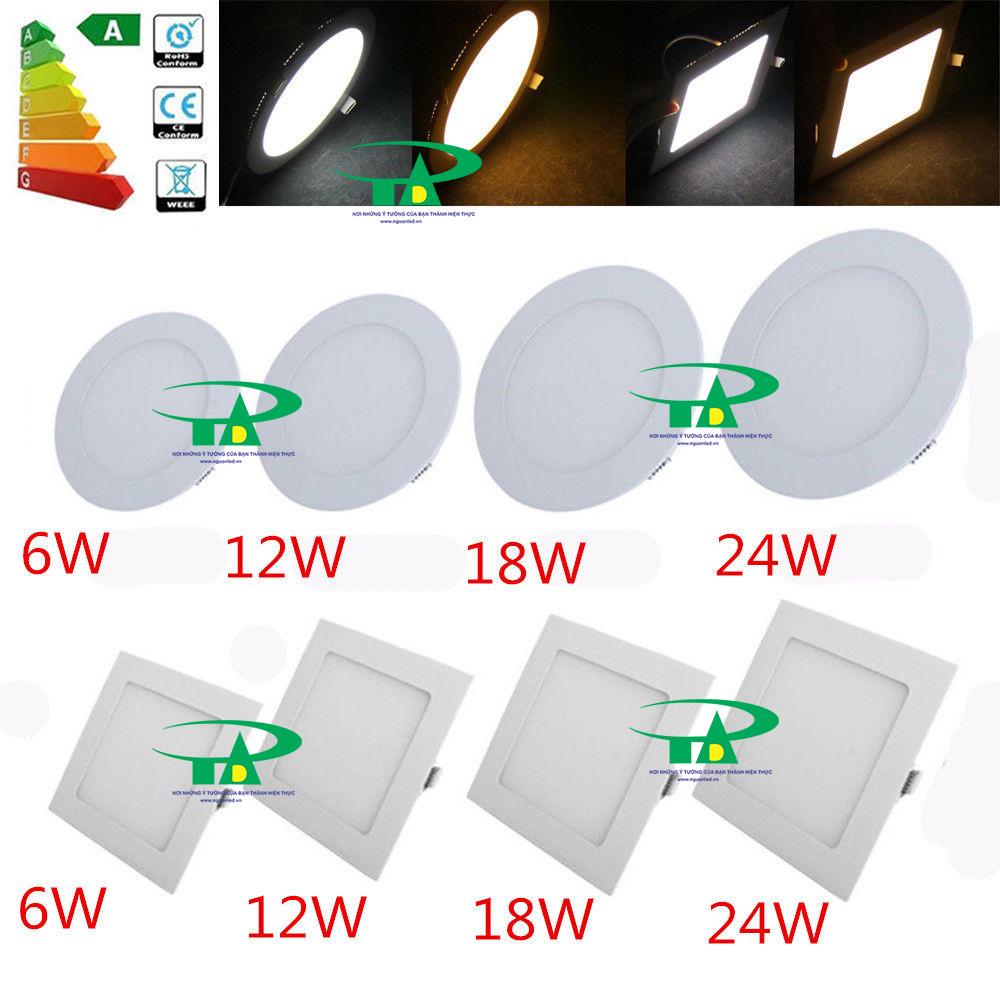 Xưởng sản xuất đèn led âm trần HG loại tốt, giá rẻ mua tại nguon led.vn