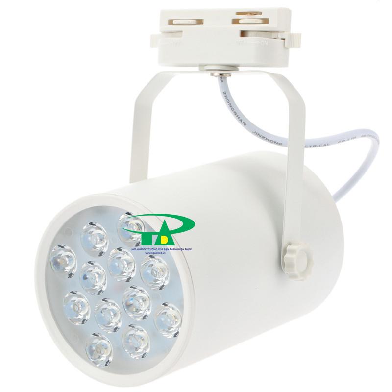 Đèn led thanh ray 18w loại tốt, giá rẻ, bảo hành 1 năm