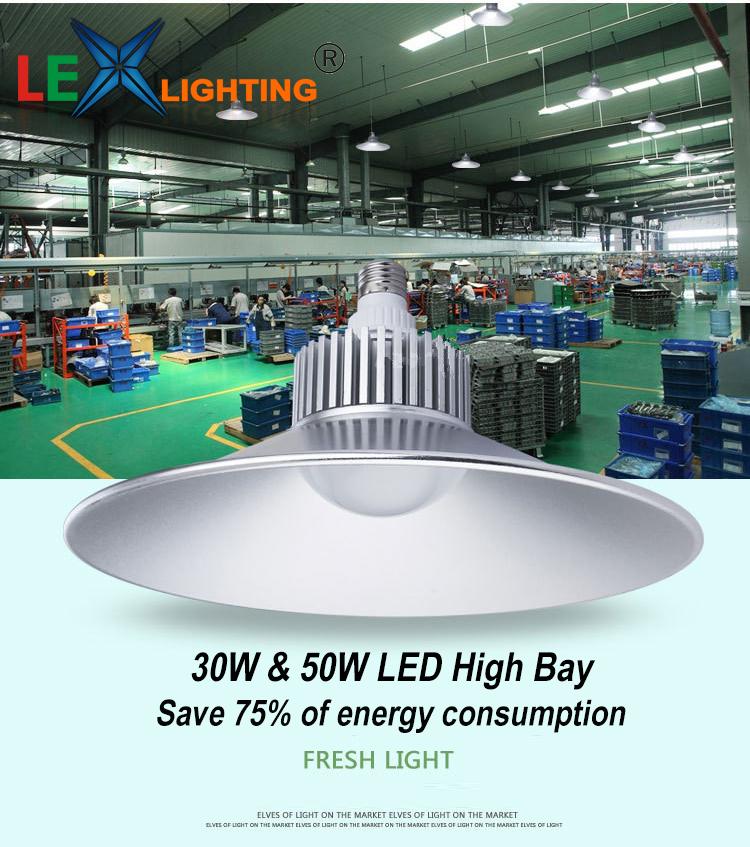 Đèn nhà xưởng 50w loại tốt chuyên dùng cho các xưởng sản xuất