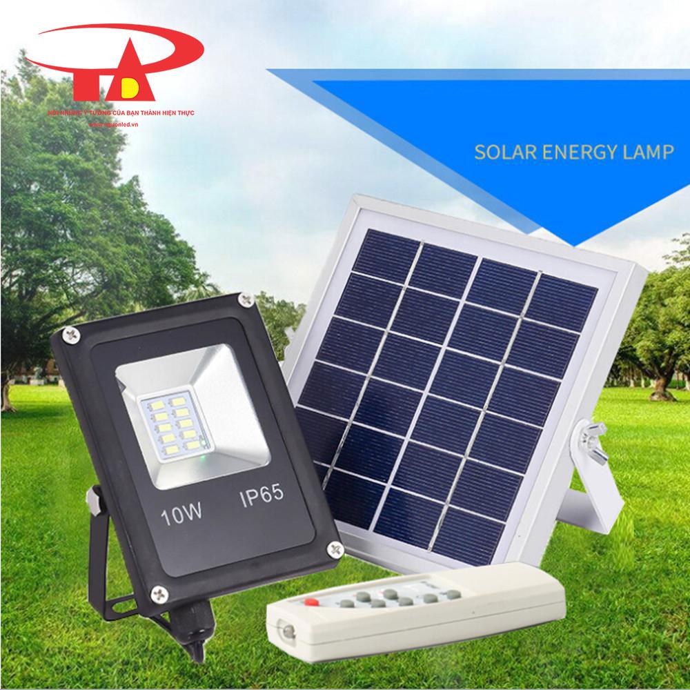 đèn pha led năng lượng mặt trời 10w chất lượng cao, hàng nhập khẩu