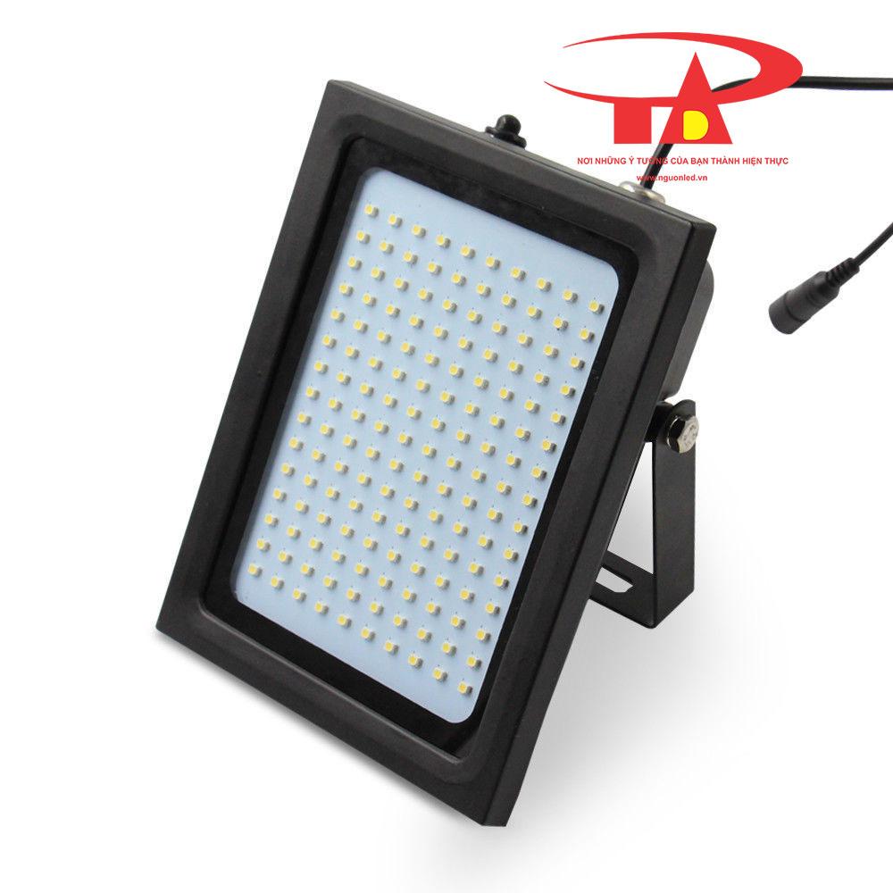 đèn led pha năng lượng mặt trời 150 led siêu sáng, loại tốt
