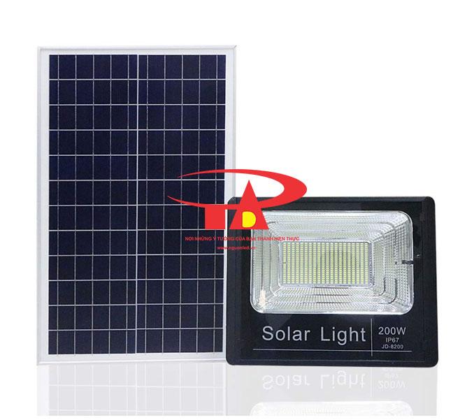 đèn led pha năng lượng mặt trời 200w chất lượng cao, loại tốt