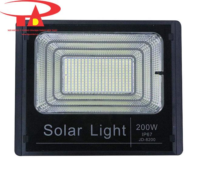 đèn pha led năng lượng mặt trời 200w siêu sáng, loại chất lượng cao