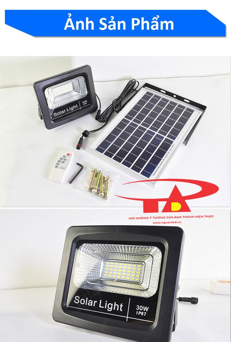 đèn pha led sử dụng năng lượng mặt trời chiết khấu cao, dùng ngoài trời
