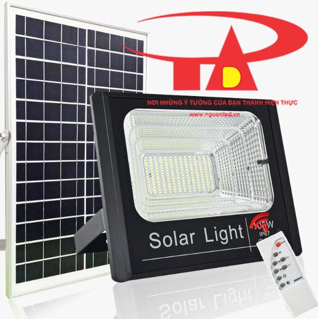 đèn pha led năng lượng mặt trời 60w siêu sáng, siêu bền
