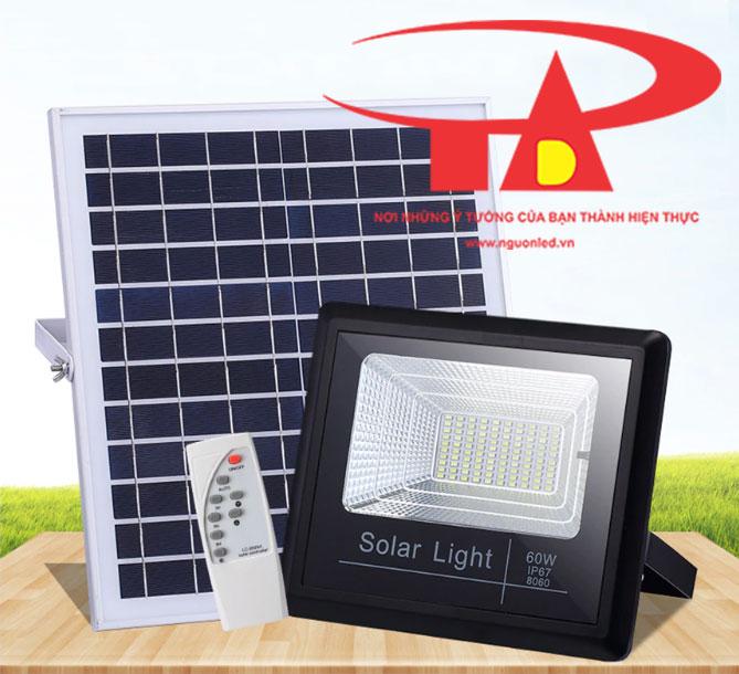 đèn led pha năng lượng mặt trời 60w hiện đại, mẫu mã đa dạng
