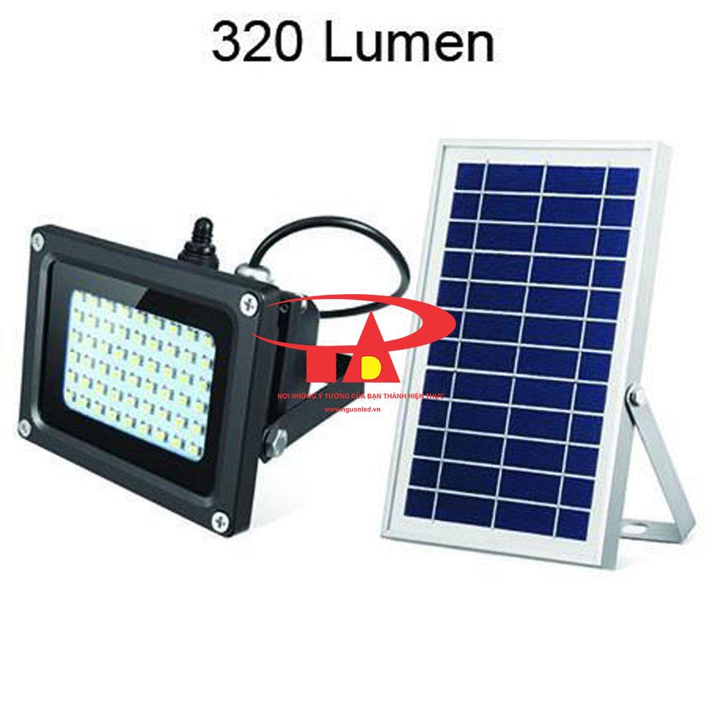 đèn pha led năng lượng mặt trời 54 led giá rẻ, loại tốt