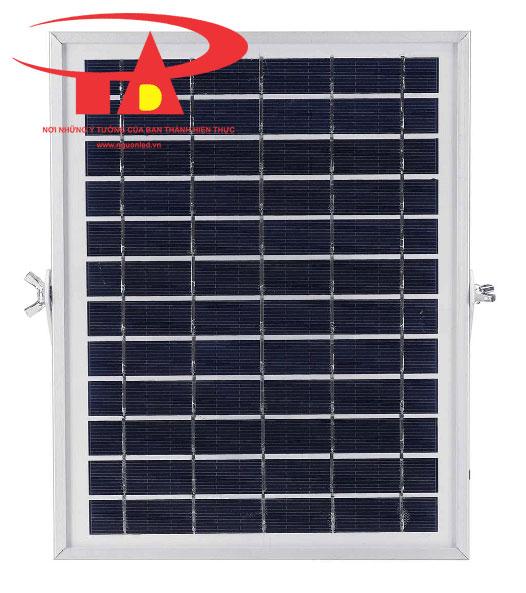 tấm pin mặt trời đèn pha led 120w loại tốt, công suất lớn