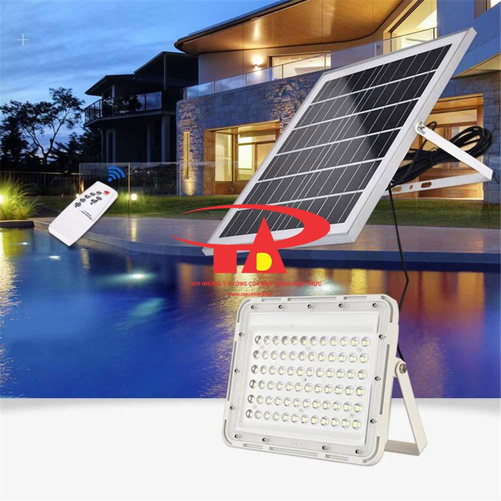ưu điểm đèn led pha NLMT thấu kính 100W chống thấm nước