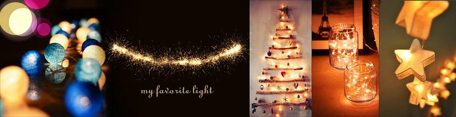 Đèn led trang trí noel, trang trí cây thông