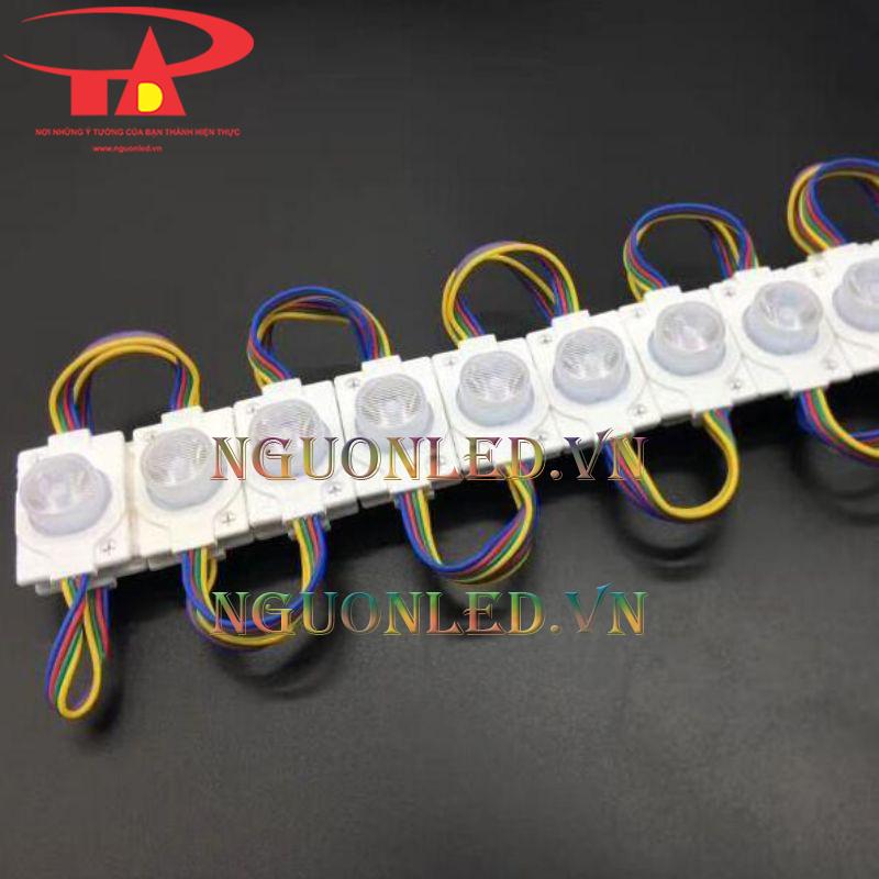 Led module 12v màu vàng giá rẻ