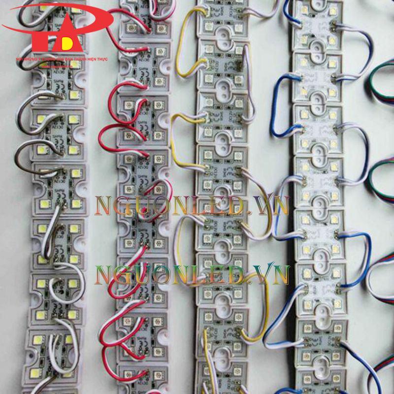 Led module 12v xanh lá loại tốt
