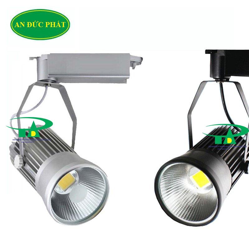 Đèn led thanh ray 30w loại tốt, giá rẻ, bảo hành 1 năm
