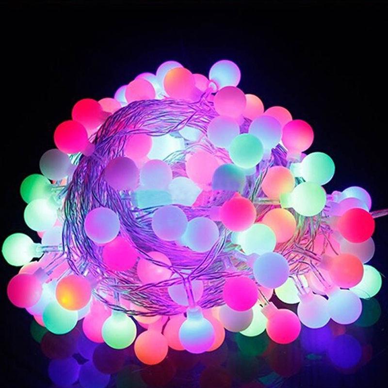 Đèn chớp led 7 màu loại tốt