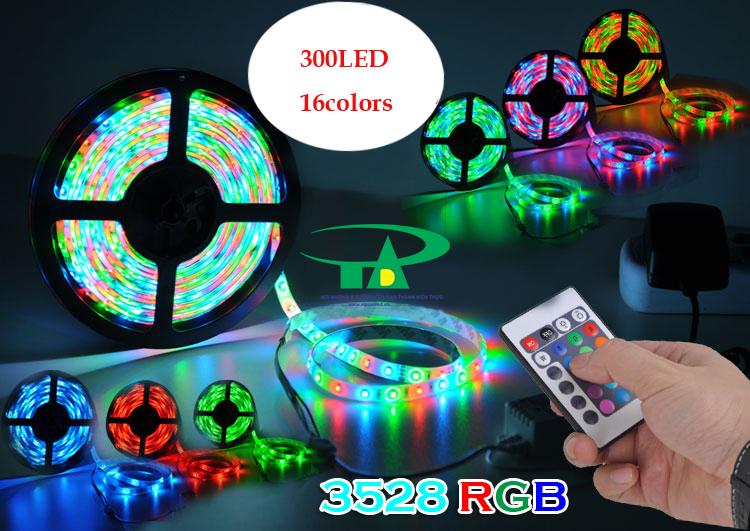 Led dây RGB loại tốt, siêu sáng