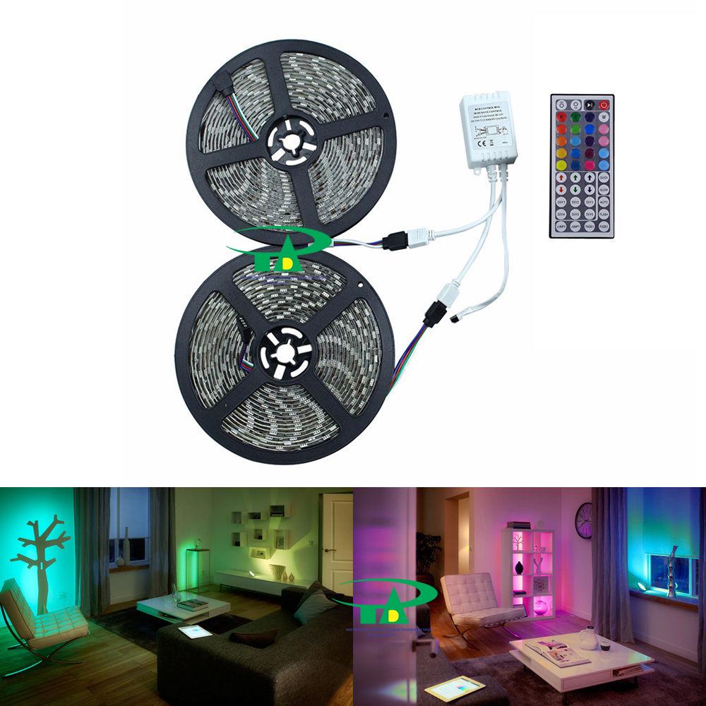 Ứng dụng đèn  led dây trong trang trí nội thất