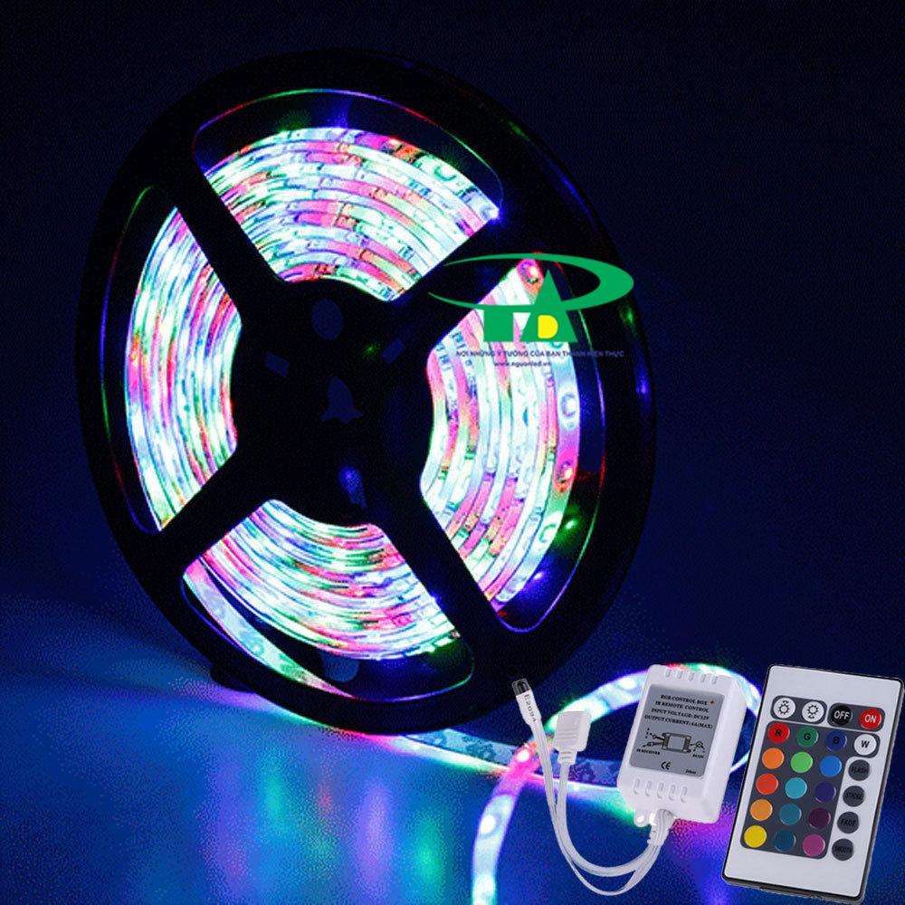 Đèn led dây RGB loại tốt giá rẻ