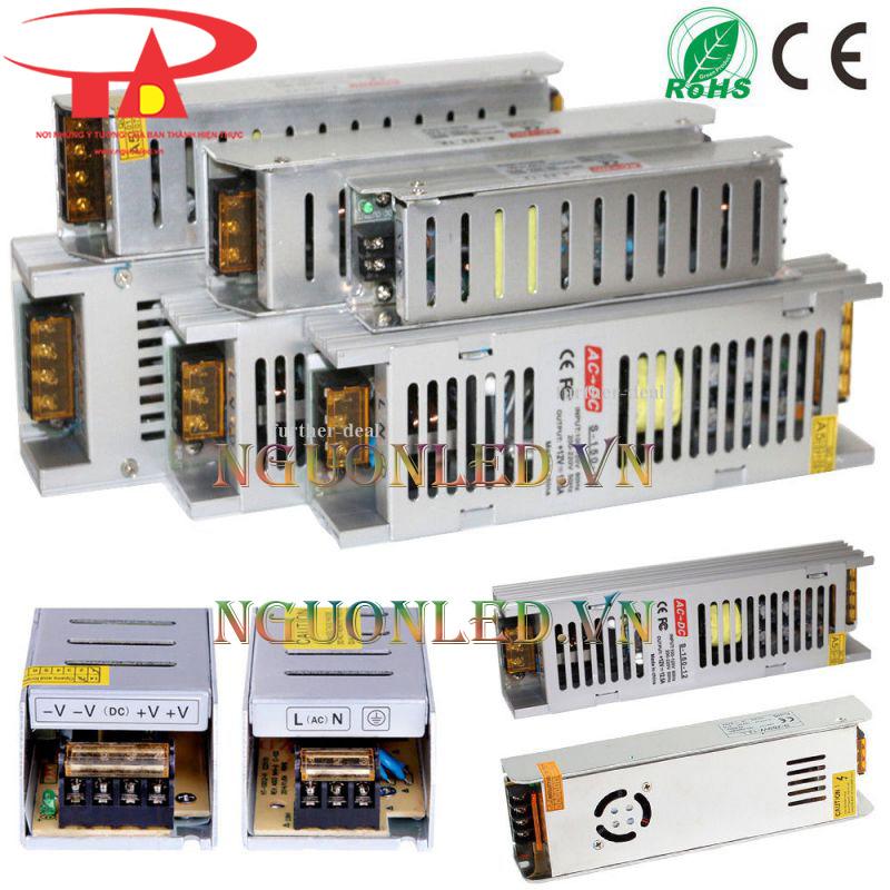 Nguồn điện 12v loại tốt, chính hãng
