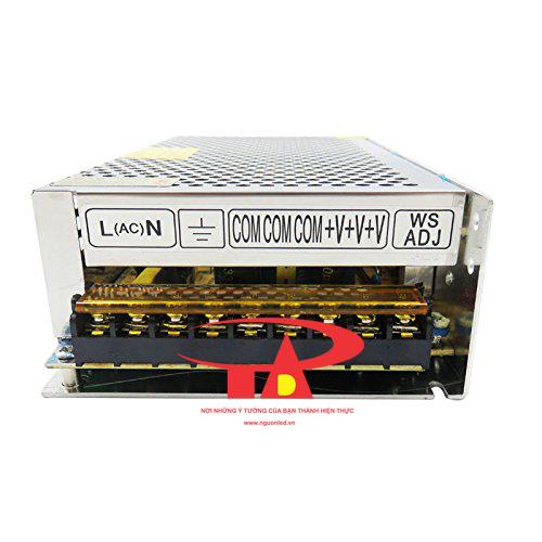 Nguồn led 24V 10A loại tốt,  giá rẻ bảo hành 1 năm, nguonled.vn