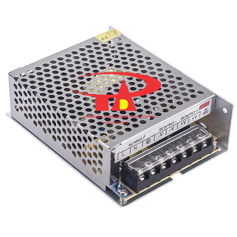 Nguồn led 5v 10A loại tốt dùng cho camera, đèn led và điện công nghiệp mua tại nguonled.vn