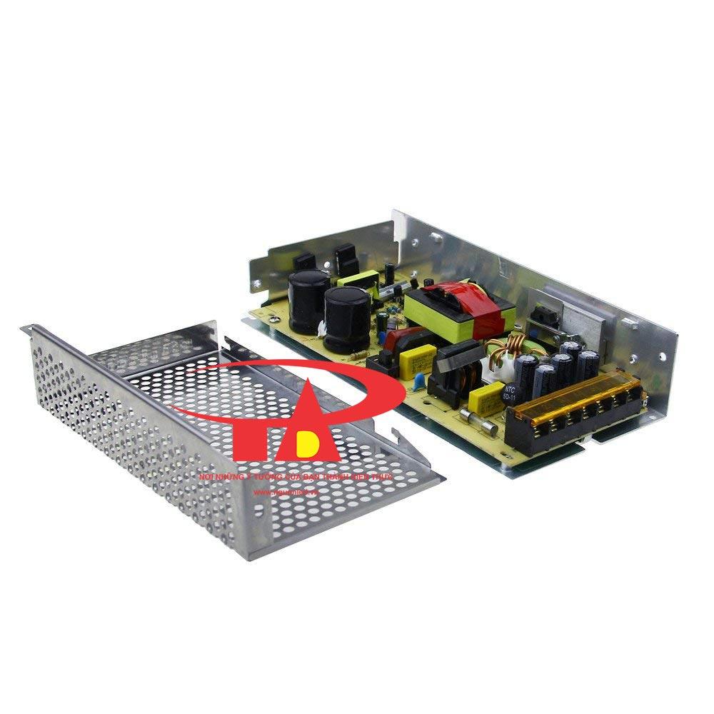 Nguồn led 5v 20A loại tốt dùng cho camera, đèn led và điện công nghiệp mua tại nguonled.vn