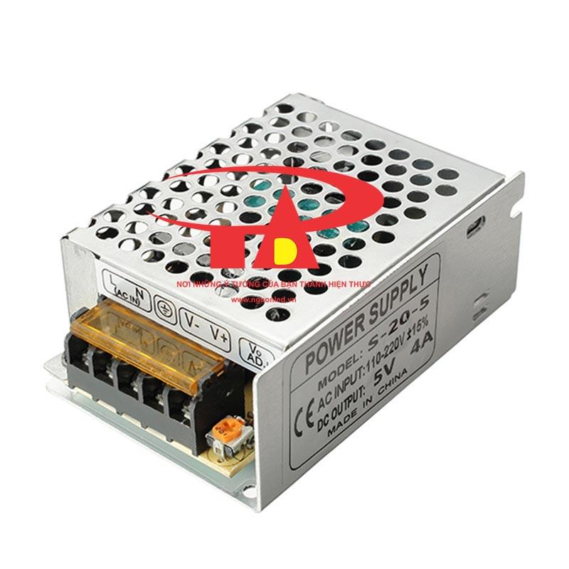 Bộ Nguồn tổ ong 5V 4A loại tốt, giá rẻ mua tại nguonled.vn