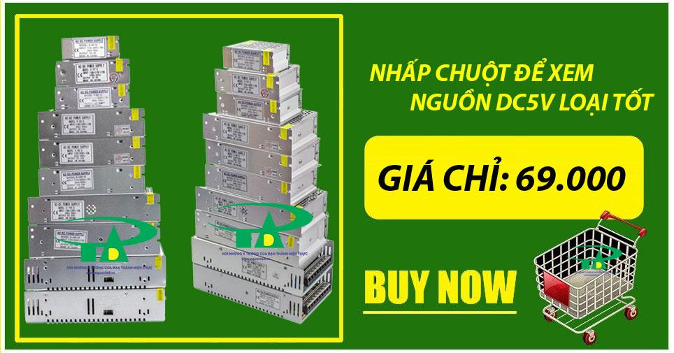 Xem thêm nguồn tổ ong DC5V loại tốt giá rẻ chỉ 69.000 tại nguonled.vn