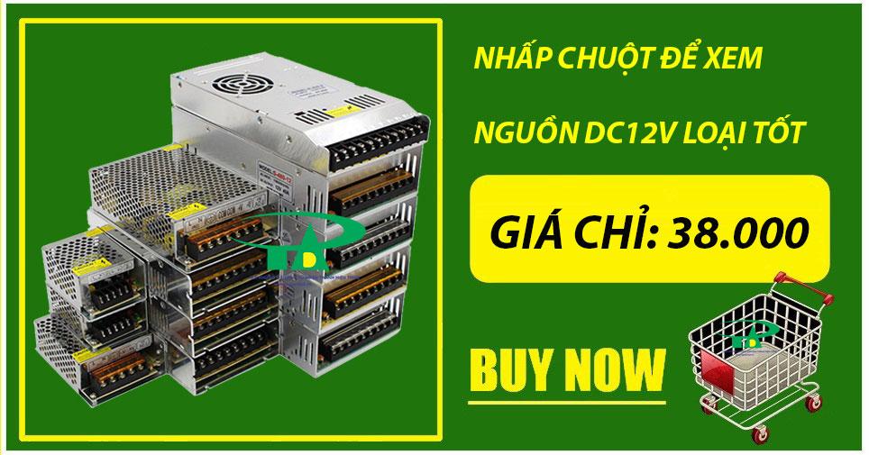 Xem thêm nguồn tổ ong DC12V loại tốt giá rẻ chỉ 38.000 tại nguonled.vn