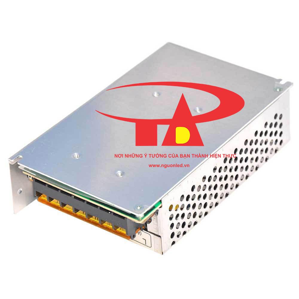 Nguồn 5V 10A loại tốt, giá rẻ, chất lượng, đủ Ampe, BH 1 năm, dùng cấp nguồn 5V cho đèn led, camera, bơm mini, tự động hóa