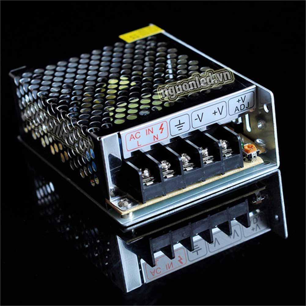 Nguồn DC5V 6A loại tốt, giá rẻ, chất lượng, đủ Ampe, BH 1 năm, nguonled.vn