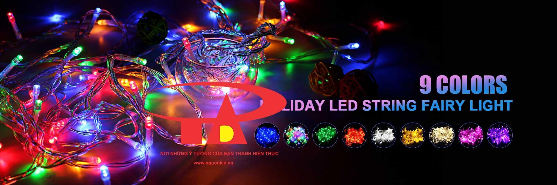 Xem thêm đèn trang trí noel, quán cà phê, nhà hàng tại nguonled.vn