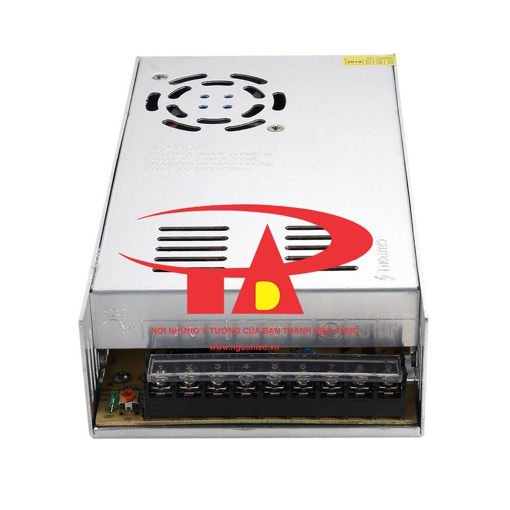 Nguồn led 5v 70A loại tốt dùng cho camera, đèn led và điện công nghiệp mua tại nguonled.vn