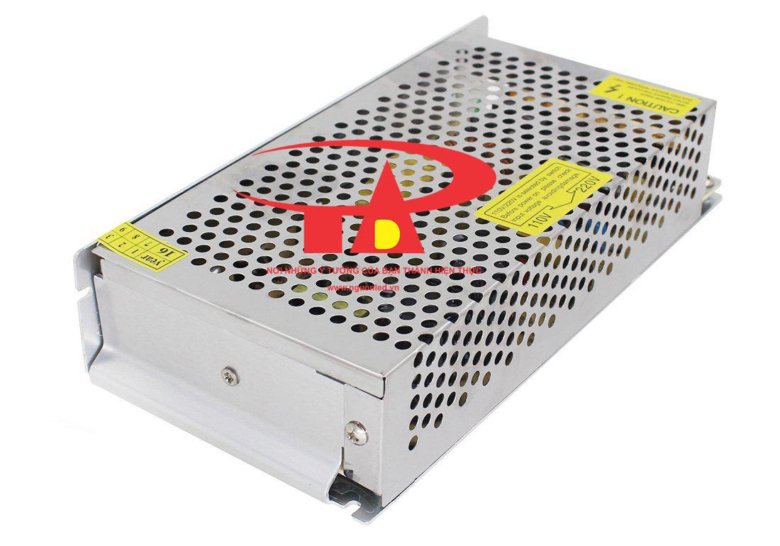 Phân phối sĩ bộ nguồn tổng 12V 10A lớn, loại tốt, giá rẻ, nguonled.vn