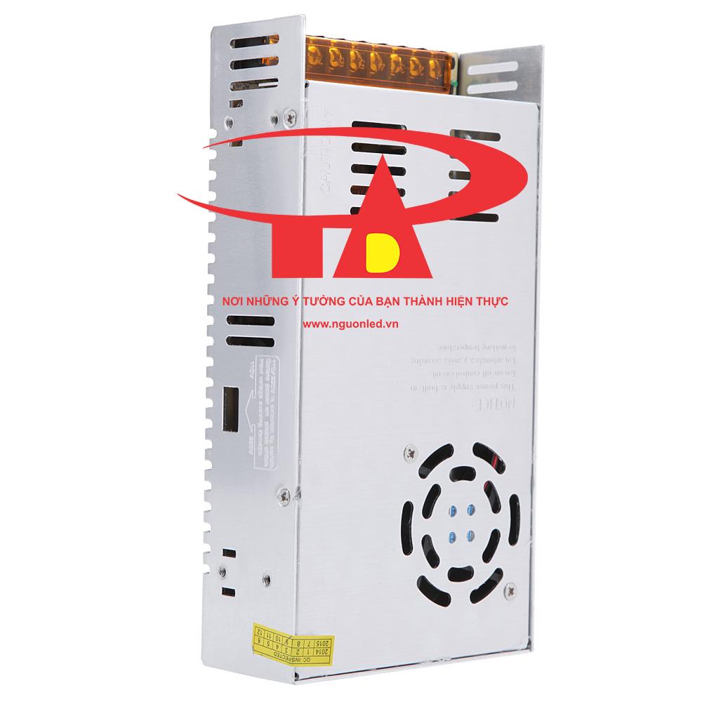 Nguồn tổng DC12V 30A loại tốt, giá rẻ, đủ ampe, chất lượng mua tại nguonled.vn