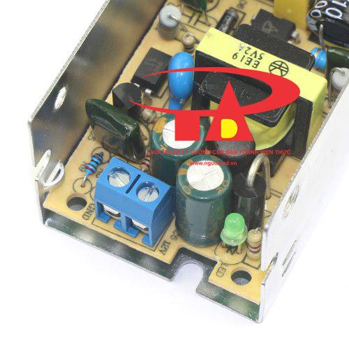 Nguồn tổng DC5V 2A loại tốt, giá rẻ, chất lượng, đủ Ampe, BH 1 năm