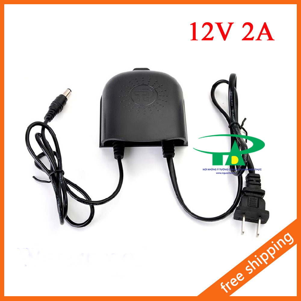 Adapter 12V 2A camera samsung
