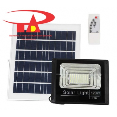 SOLAR FLOOD LIGHT 120W