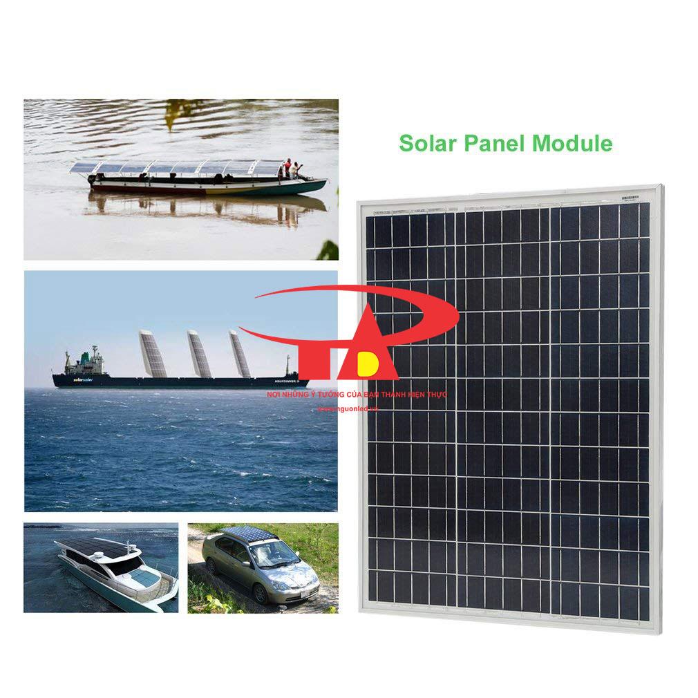 ưu điểm tấm pin năng lượng mặt trời 100w nhập khẩu, tiết kiệm điện