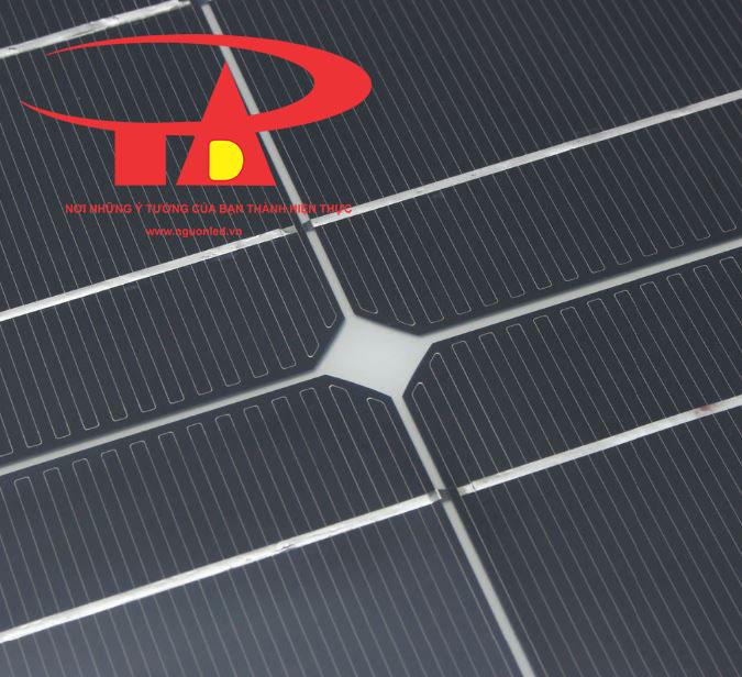 tấm pin năng lượng mặt trời 100w chất lượng cao, giá rẻ