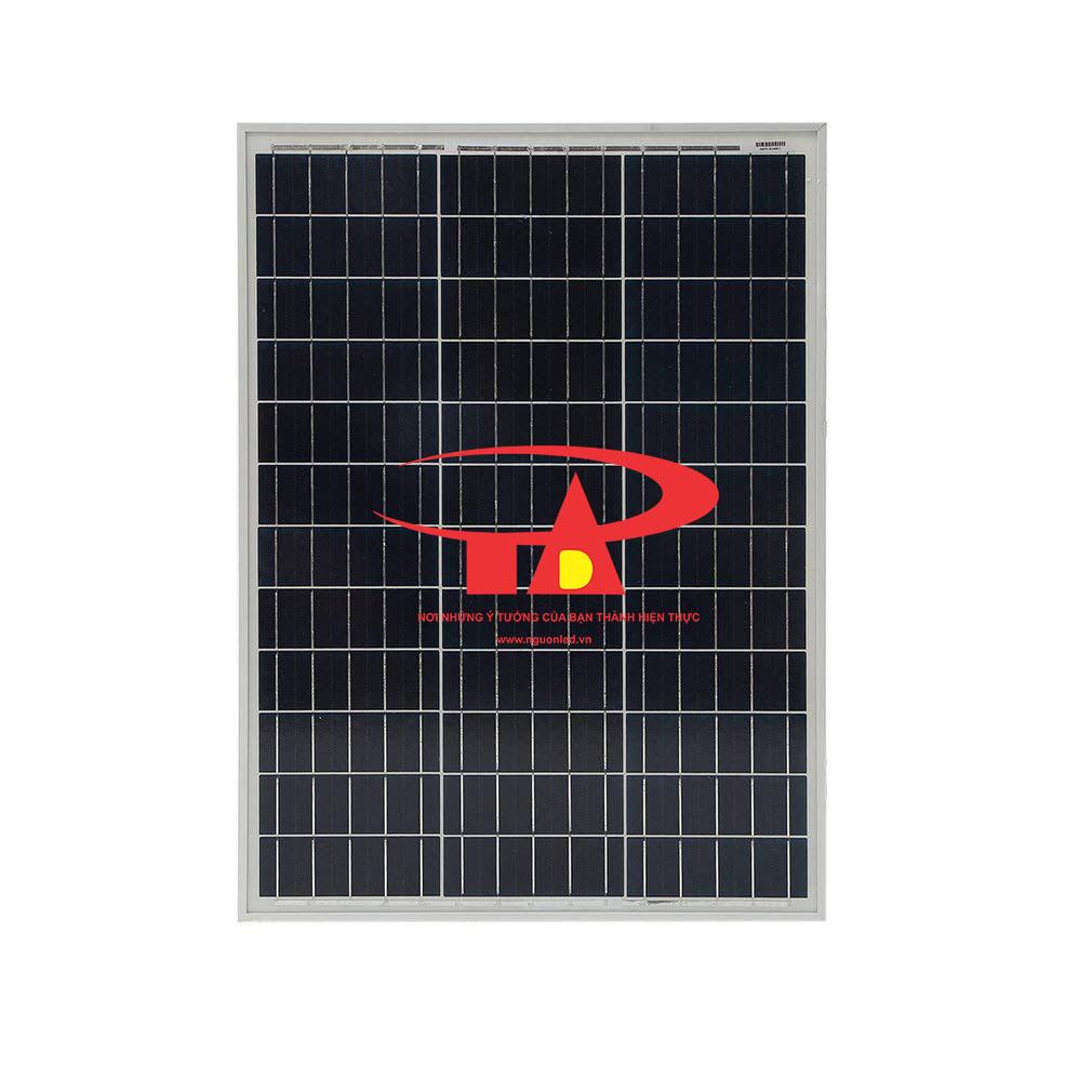 tấm pin năng lượng mặt trời 50w loại tốt, giá rẻ, chống thấm nước